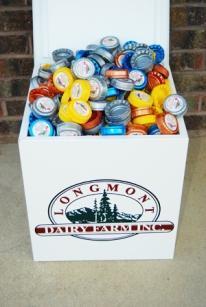 Longmont Dairy Caps