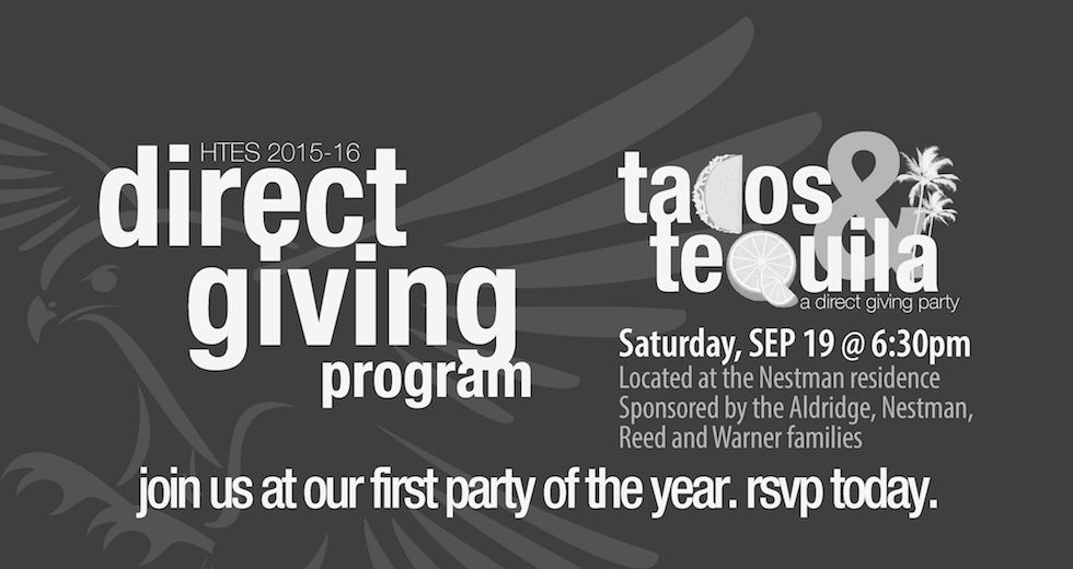Direct Giving: Tacos and Tequila Party