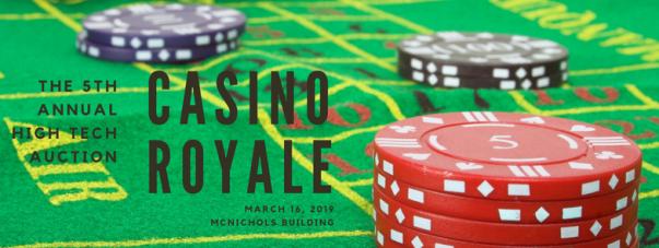Casino Royale Auction